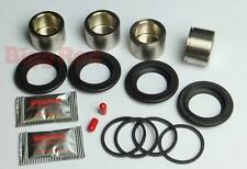REAR Brake Caliper Seal & Piston Repair Kit for JAGUAR E TYPE XJ6 XJ12 (BRKP129)
