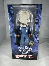FRIDAY THE 13TH PART 2 JASON VOORHEES LIVING DEAD DOLLS FIGURE MEZCO TOYZ SEALED