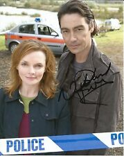 Hand Signed 8x10 photo NATHANIEL PARKER as INSPECTOR LYNLEY + my COA