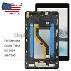 For Samsung Galaxy Tab A 8.0 2019 T290 Display LCD Touch Screen Digitizer Frame