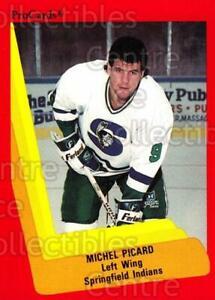 1990-91 ProCards AHL IHL #172 Michel Picard