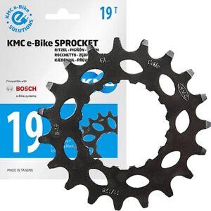 KMC E-Bike Kettenblatt / Motorritzel Bosch Gen. 2 Front Narrow 19 Zähne 17502