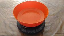 Balance De Ménage Vintage Testut De Couleur Orange 5Kg Maxi Très Bon Etat.