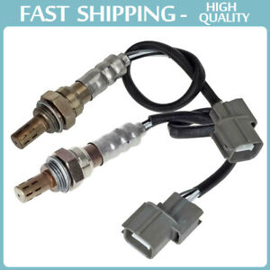 2pcs O2 Oxygen Sensor For 1997-2001 Honda CR-V CRV 2.0L Upstream & Downstream