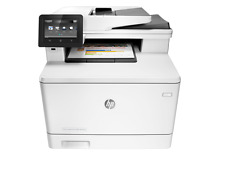 HP Color LaserJet Pro MFP M477fnw No Toner