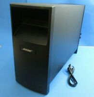 BOSE Acoustimass 10 Series IV Powered Speaker System Subwoofer Only !!!!