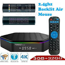 T95Z Plus 3GB/32GB TV Box & Backlit Air Mouse Android 7 S912 OctaCore Dual WIFI
