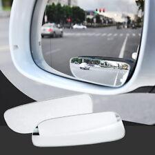 1 PAIR ADJUSTABLE CAR VAN BLIND SPOT TOWING REVERSING DRIVING MIRROR WIDE ANGLE