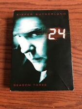 24 - Season 3 (DVD, 2009, 7-Disc Set)