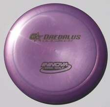 Innova Gstar Daedalus 170.29 Grams Pearly Purple w/Gold Hot-Stamp Long Driver