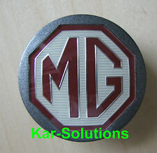 MG F TF MGF MGTF ZR ZS Charcoal Alloy Wheel Centre Cap Trim DTC100630LEH New
