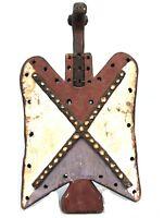 Arte Africano - Antico Maschera Matrice Loniaken - Etnico Toussian - 45,5 CMS