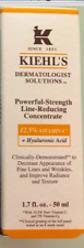 Authentic Kiehl's Powerful Line Reducing Concentrate Vitamin C 1.7 oz/50 ml