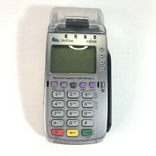 VeriFone Vx 520 Payment Terminal Credit Card Machine Chip Reader, Untested