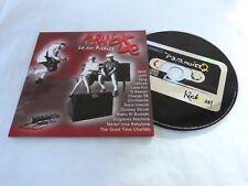 PARANOISE - LE SON KICKASS  - PROMO  CD !!!!!!!!!!