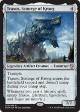 Traxos, Scourge of Kroog Dominaria Unplayed NM card Freshpack MTG Magic Rare