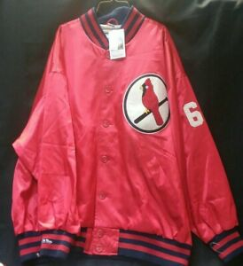 Mitchell & Ness Cooperstown Collection~1946 St. Louis Cardinals WS Jacket~w/Tags