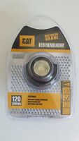 New! CAT Pro Construction Grade 120 Lumen LED Head Light Flashlight  #CT40150P