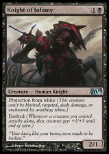MTG KNIGHT OF INFAMY - CAVALIERE DELL'INFAMIA - M13 - MAGIC