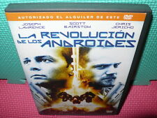 LA REVOLUCION DE LOS ANDROIDES - dvd