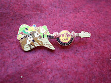 Hard Rock Guitar Race Pin-2013