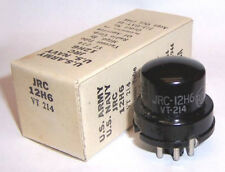 New In Box Jan Rca 12H6 / Vt214 Twin Detector Diode Radio Tube / Valve