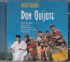 Actis 'Band-Don Quijote cd