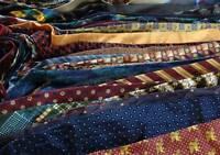 200 teilige Krawatten-Sammlung Art & Fashion