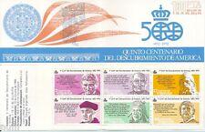 Spain  Edifil # 2860C ** V Centenario del descubrimiento de America carne
