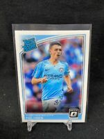 2018 Phil Foden Donruss Optic Rated Rookie Card #179 Manchester City RC AA29