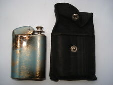 C1930S VINTAGE LADIES POCKET PERFUME DISPENSER IN ITS ORIGINAL POUCH
