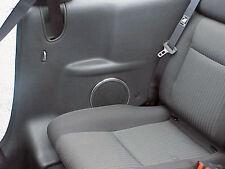 711036 PT Cruiser Car Door Speaker Bezels Chrome Molding Convertible 4Pc 01-05