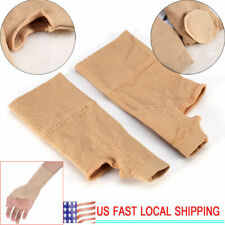 New Wrist Hand Support Glove Elastic Brace Sleeve Sports Bandage Wrap US Stock