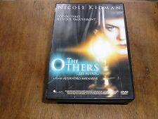 "DVD ,""THE OTHERS"",nicole kidman"