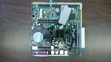 Dell Optiplex GX260 Motherboard 2X378 1GB Ram Pentium 4 2.4GHz CPU - AS PICTURED