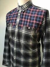 CARHARTT Men's HERRING Shirt Check Size XL Regular