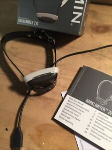 Garmin BarkLimiter 2VT: Slim, rechargeable snap-on device for automatic bark