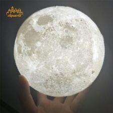 15cm 3D USB LED Magical Moon Night Light Moonlight Table Lamp Xmas Gift 2017 HOT