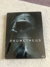 PROMETHEUS BLU-RAY 2D + 3D STEELBOOK