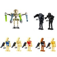 bestprice-Neuf 75086,75091,75092,75151 Lego Star Wars-Battle Droid Figure