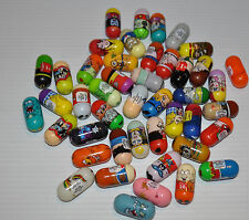 lot of 45 various Mighty Beanz toys Moose