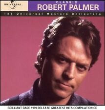 Robert Palmer Very Best Greatest Hits Collection RARE 1999 CD 70's 80's Rock Pop