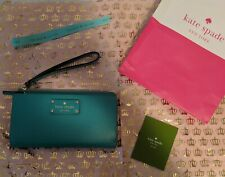 Kate Spade New York Women's Clutch Bag Brand New Turquoise