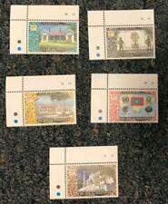 Maldives 1990 - 25TH INDEPENDENCE - Set of 5 - MNH
