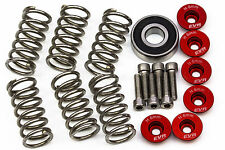 Ducati EVR Pressure Plate Clutch Kit, Springs, Screws, Bearing, Retainers 6mm