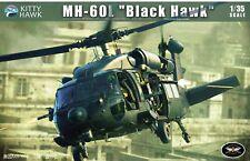 1/35 Kitty Hawk MH-60L Black Hawk