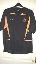 Mens Football Shirt - Holland Netherlands National Team - Away 2002-04 - L Nike