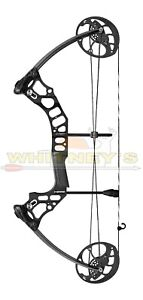 Mission by Mathews Hammr Right Hand   Black DW 16-70 lbs DL 17-29""