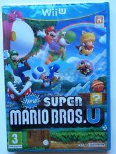 New Super Mario Bros. U (Nintendo Wii U, 2012)