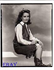 Elizabeth Taylor Photo from Original Negative 1944